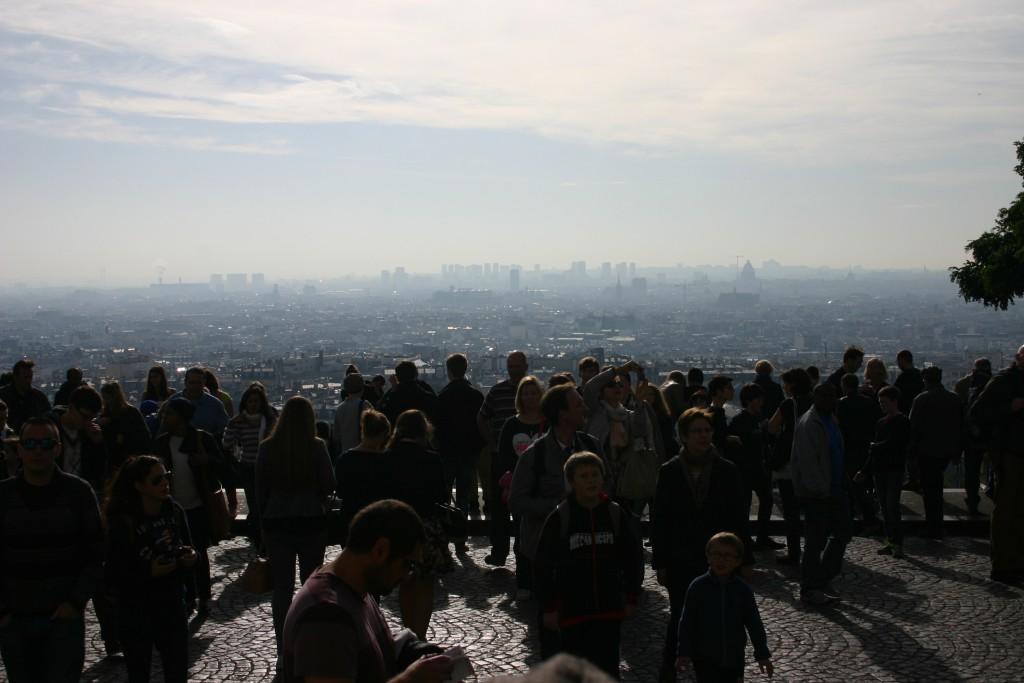 Blick von Monmartre