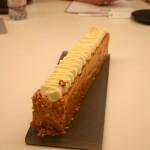 Mille feuille Vanille et Caramel, das Echte (Michalak)